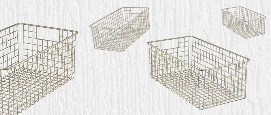 Replacement Chest Freezer Baskets
