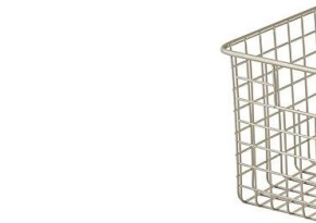 Replacement freezer baskets