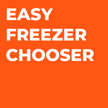 find your next chest freezer